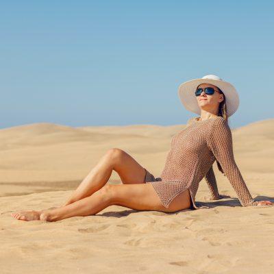 5 tips para no quemarte con el sol